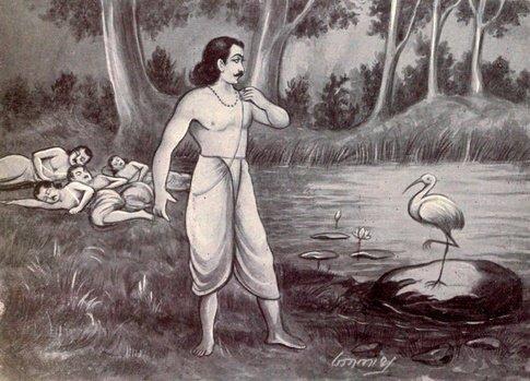 yakhsha-yudhisthir